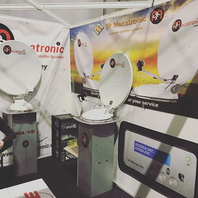 The First UK SR Mecatronic Exhibition